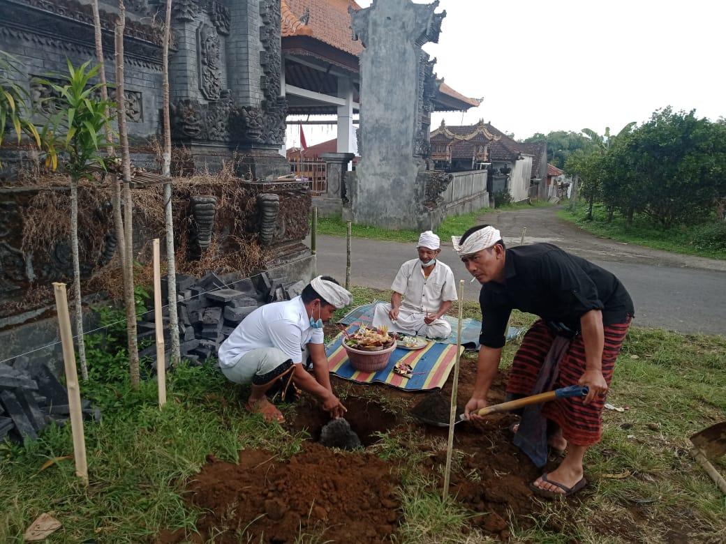 Mulang Dasaran /Nasarin Maskot Desa/Ikon Desa